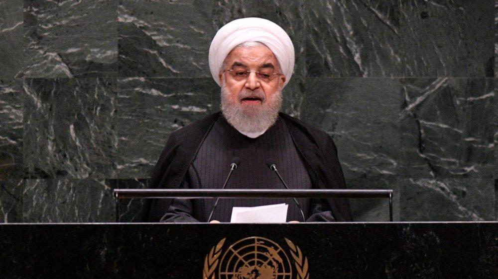 伊朗總統譴責以色列 稱核發展不會減緩