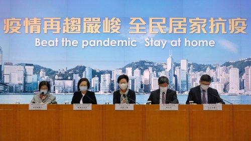 林鄭:本周再增5檢測中心 將徵兩酒店約800單位作檢疫