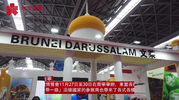 東博會南寧火熱舉行 不出國門逛遍東盟十國「買買買」