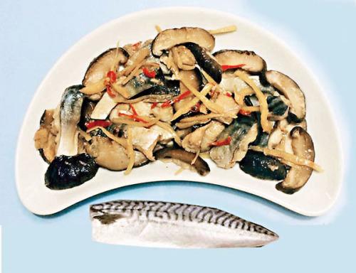 【翠袖乾坤】鯖魚可以這樣吃