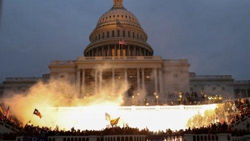 美國國會被「攻陷」 4條人命逝去……