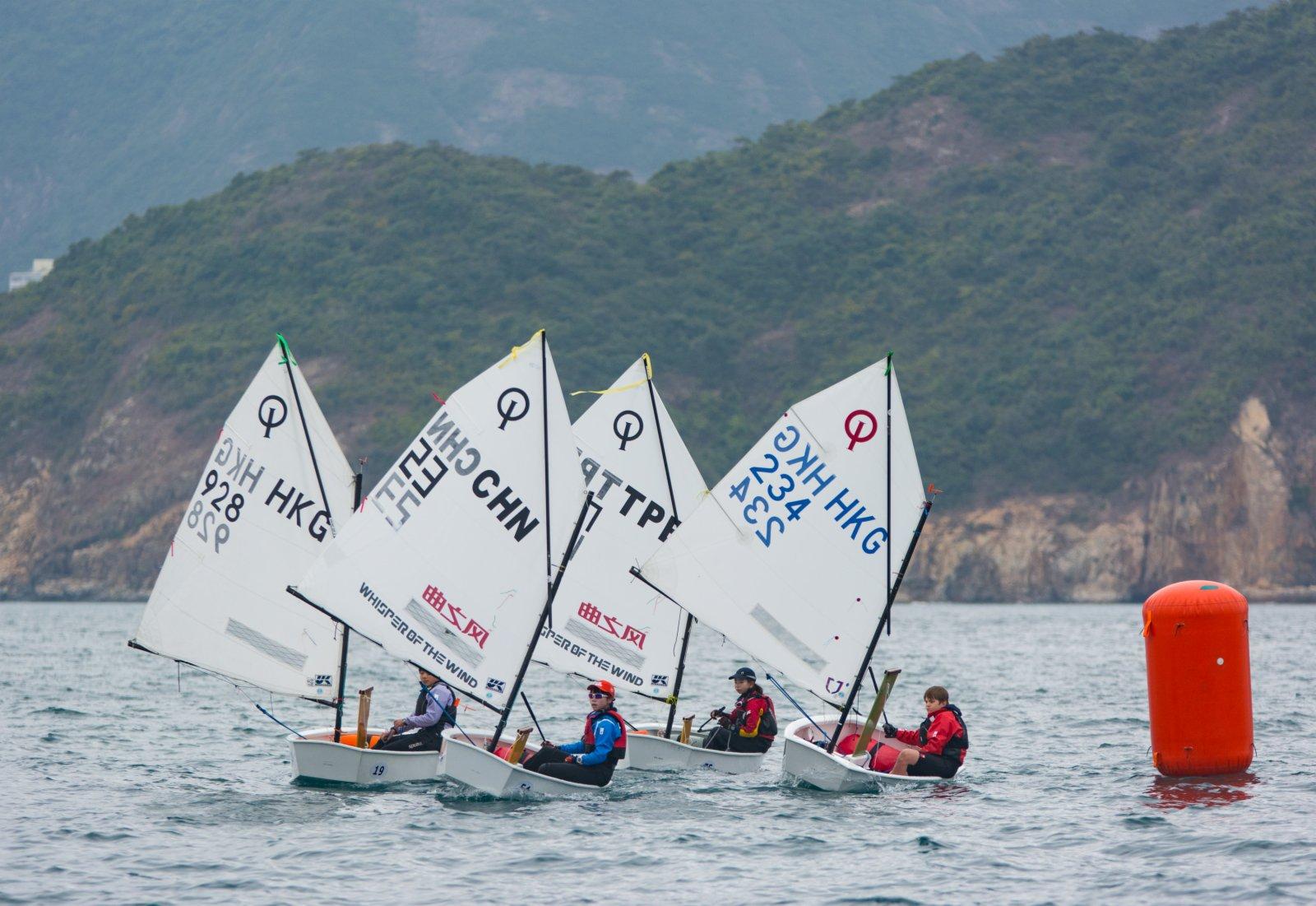 原定於本月中旬舉行的「香港帆船賽週2021」將押後至3月上演。