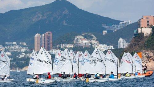 「香港帆船賽周2021」延期舉行