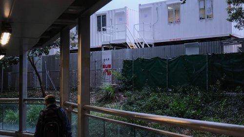中九龍幹線工程工人確診 相關工地已停工