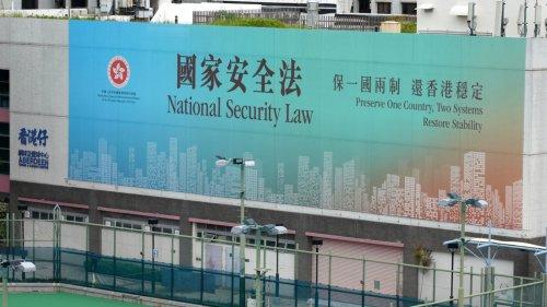 香港維護國家安全豈容外力干預