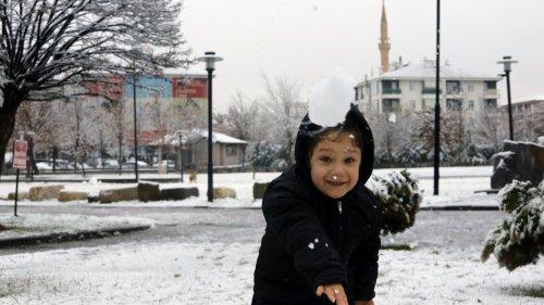 安卡拉新年雪趣
