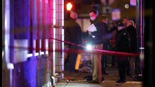 美國芝加哥大學悼念槍擊案遇害中國留學生