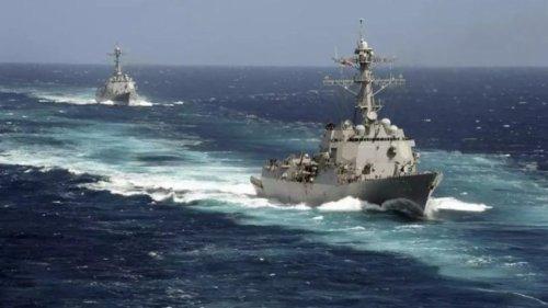 美智庫將台海危機列全球衝突風險最高級別