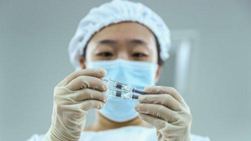 國藥集團指其疫苗初試可抵制英國變種病毒