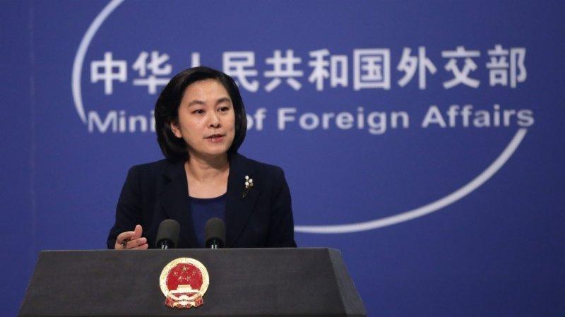 中方決定對等制裁涉港問題表現惡劣美方人員