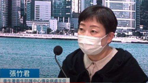 香港新增107宗確診 油尖旺再多7疫廈須強檢