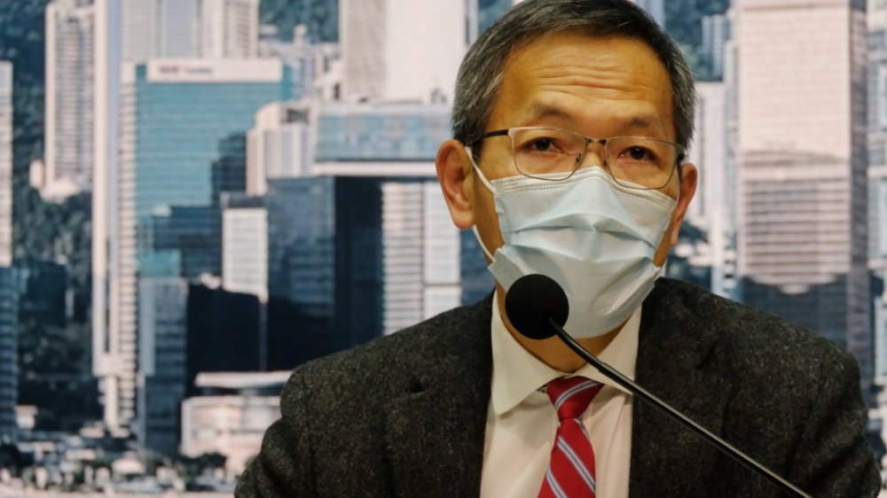 劉澤星:建議認可使用復星BioNTech疫苗