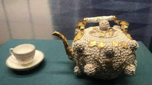 87件瓷器文物講述中國瓷器走向世界