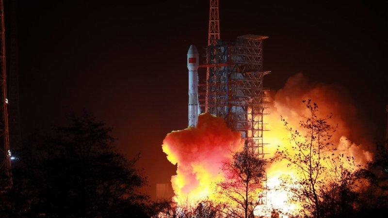 中國航天發射迎開門紅 天通一號03星成功發射