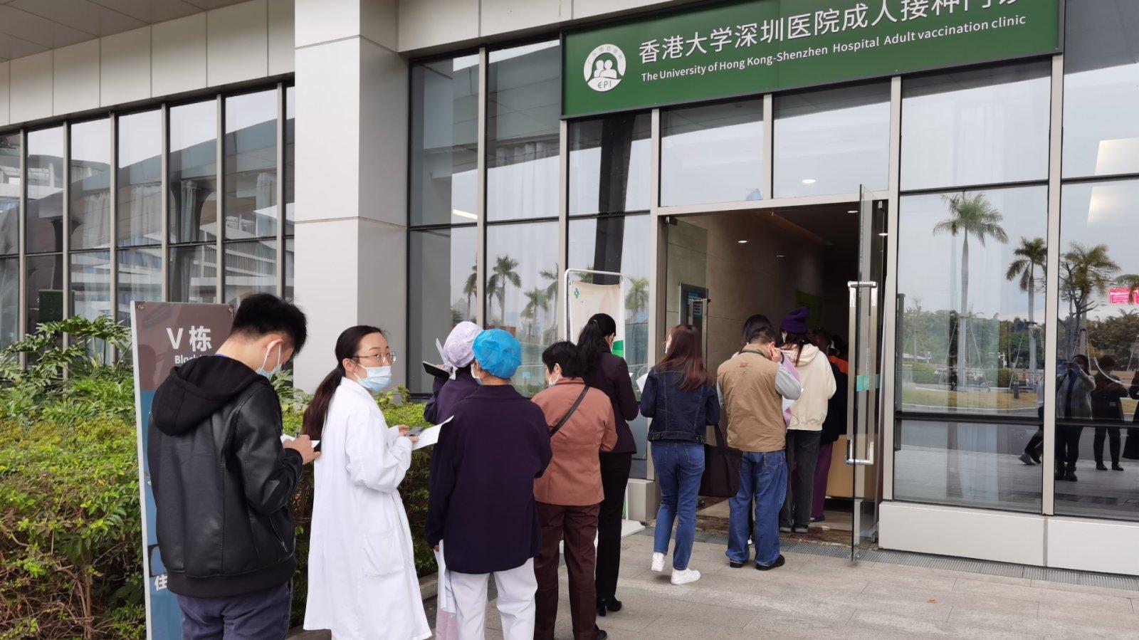 深圳新增一例非洲輸入新冠肺炎無症狀感染者