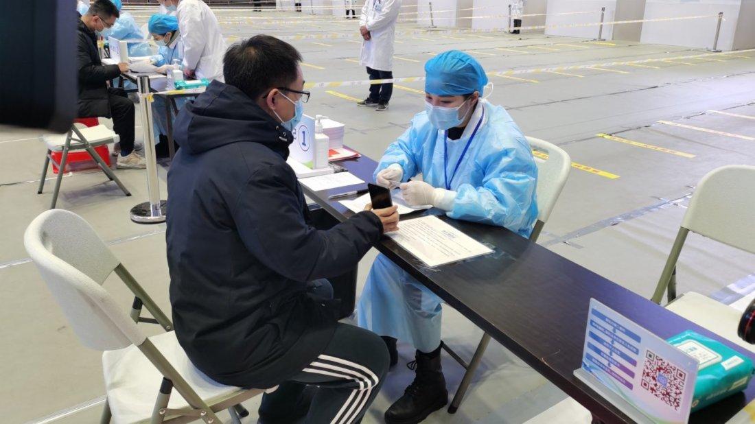上海新增3例本土確診病例