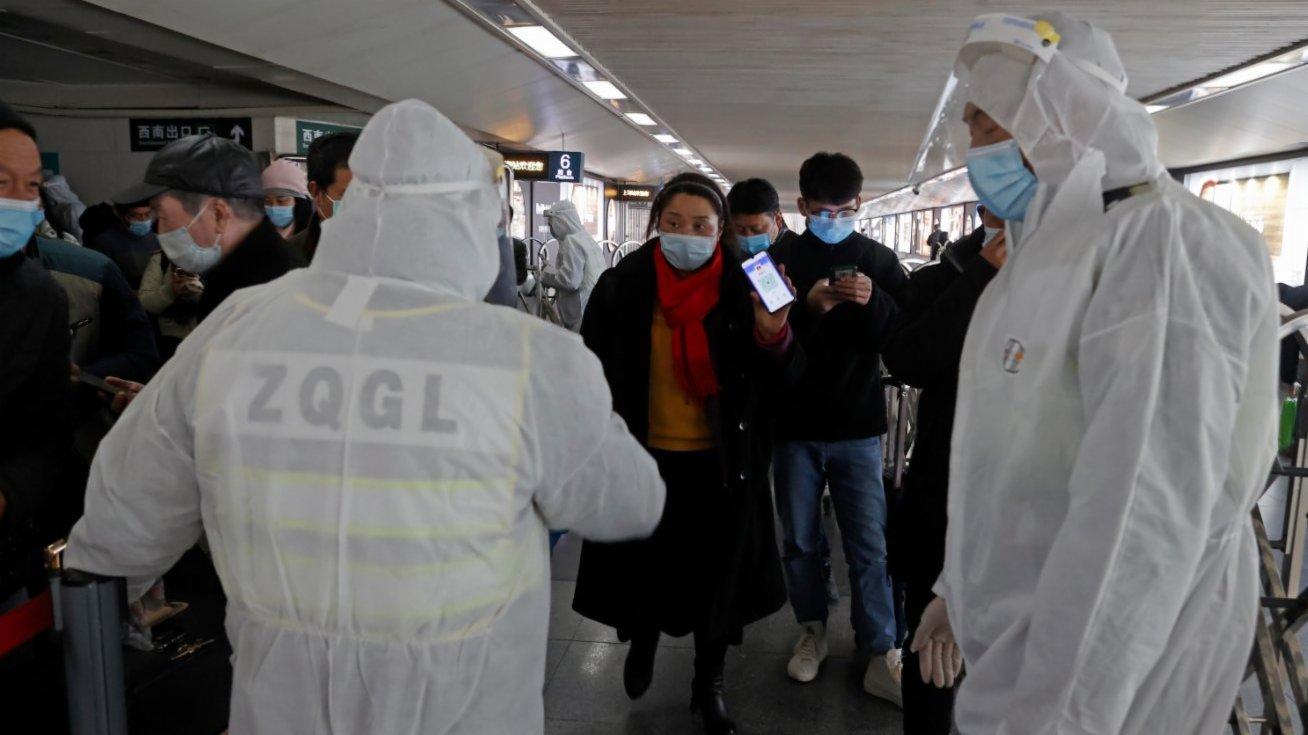 上海新增本土病例6例 境外輸入3例