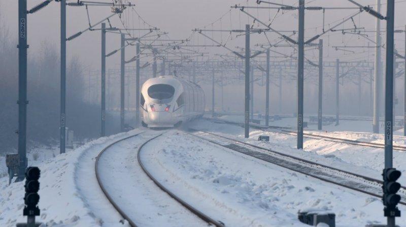 京哈高鐵今日全線貫通