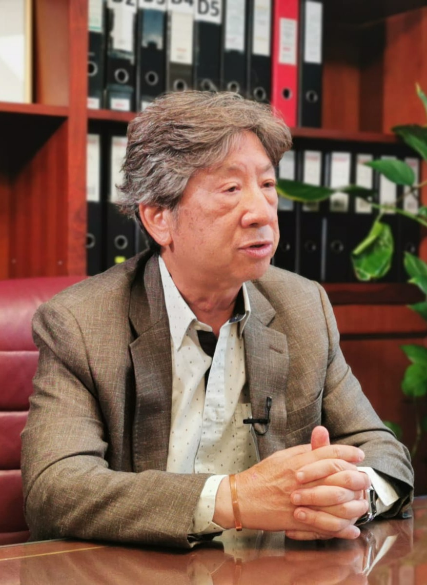 湯家驊表示入籍外國即等同放棄選舉權及居留權