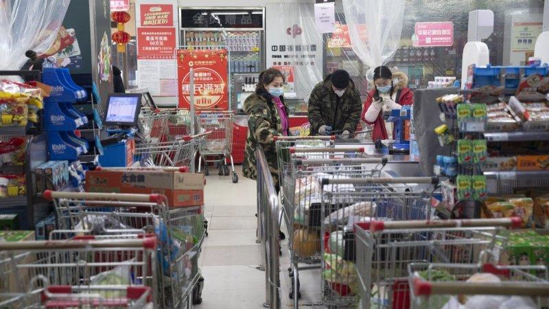 黑龍江綏化:「訂單配送」保障生活需求