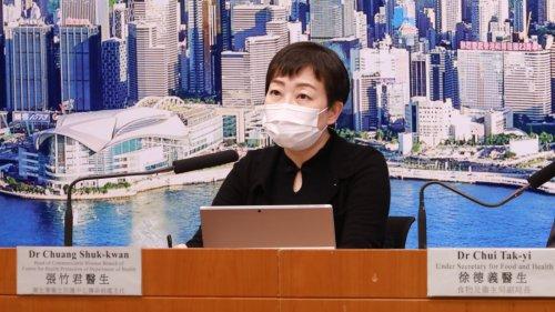 香港新增81宗確診 累計個案破萬宗