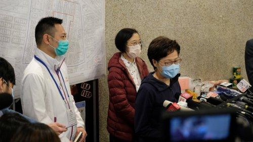 林鄭月娥:封區強檢需市民配合 不同意「擾民」說法