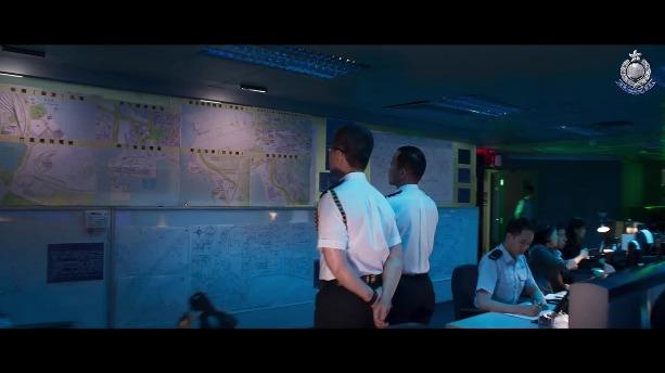 2021年警隊最新宣傳片《守城》震撼上映