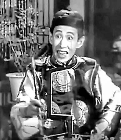 【琴台客聚】滑稽家潘鏡泉