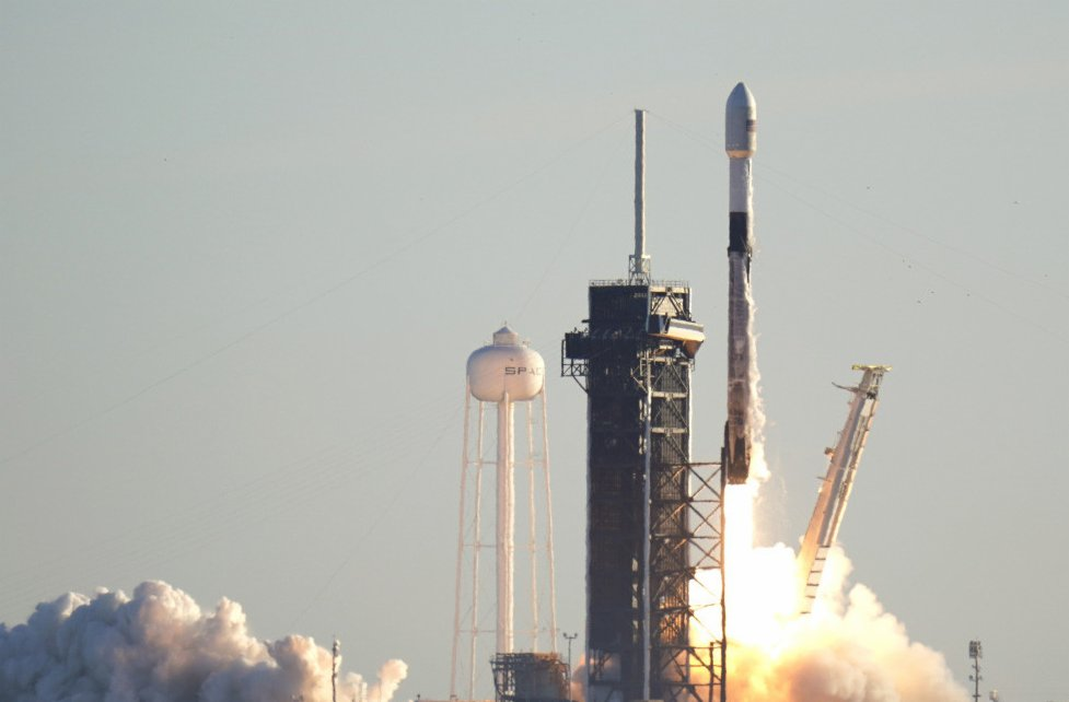 SpaceX launched 143 satellite rockets