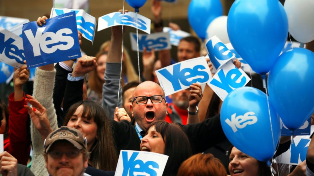 蘇格蘭謀二次獨立公投 英迎分裂危機