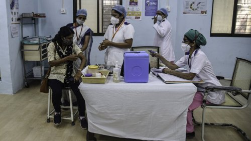 印度首都第五輪抗體檢測超一半人陽性