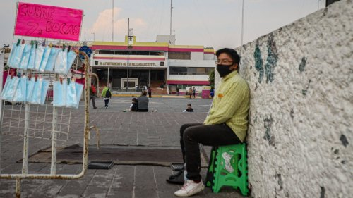墨西哥累計新冠死亡病例超15萬例