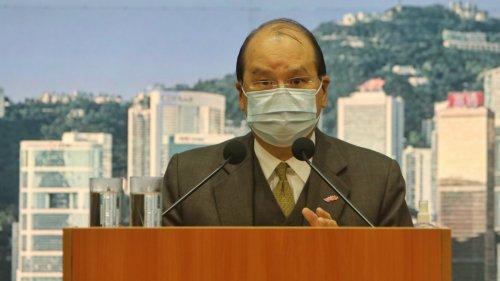 張建宗:國產疫苗抵港為香港注入「強心針」