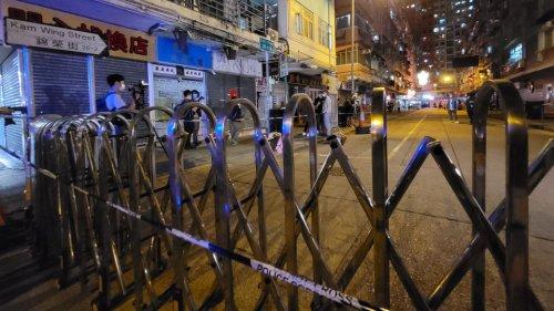 政府於新蒲崗封區強檢 計劃明日7時解封