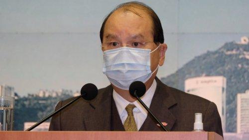 張建宗指完善香港選舉制度關鍵又急切
