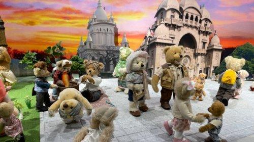 走進泰迪熊博物館 領略不一樣的「一帶一路」