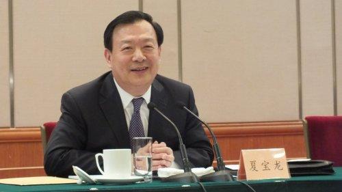 夏寶龍:「一國兩制」不會變 符合中國國情和香港實際