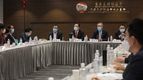 中央主導完善選舉制度 香港各界配合集思廣益
