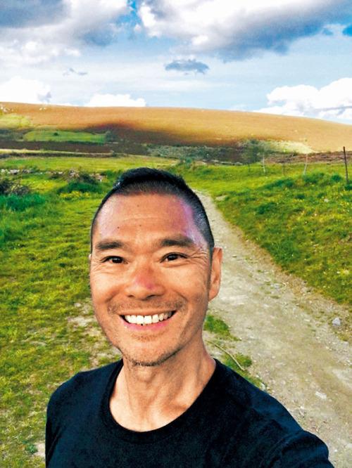 【此山中】一天走路六十公里