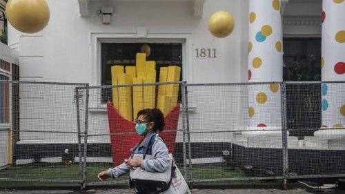 巴西確診病例累計超1093萬例