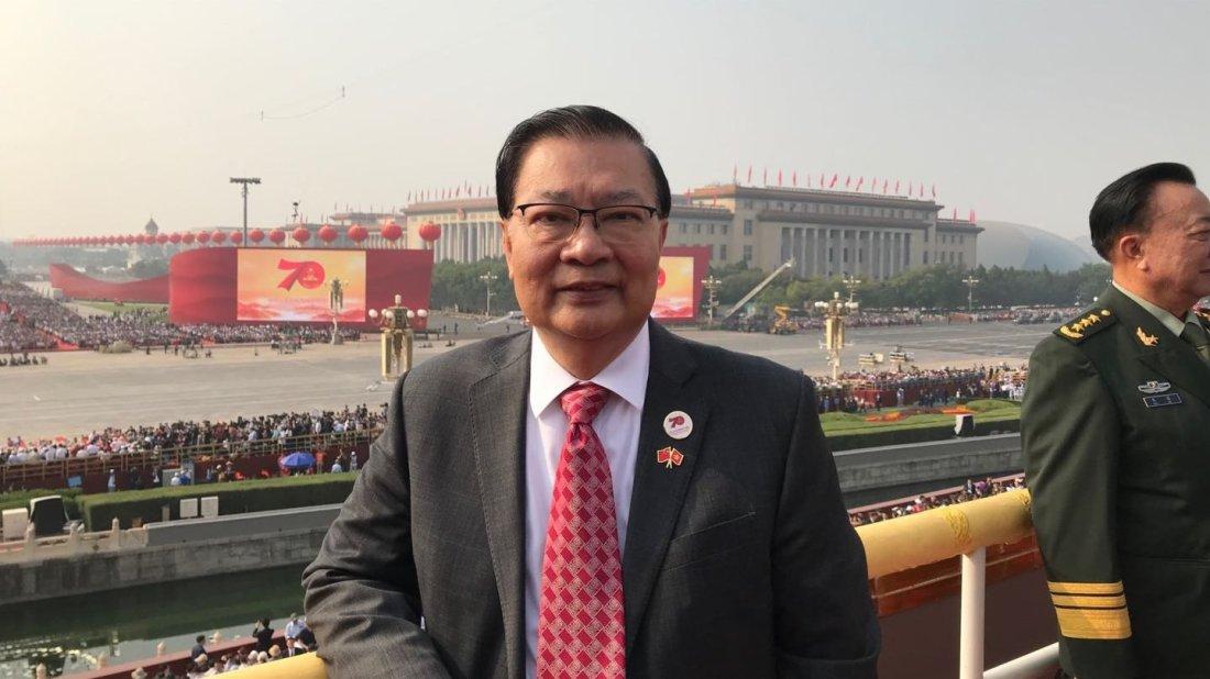 港澳代表委員熱議完善香港特區選舉制度
