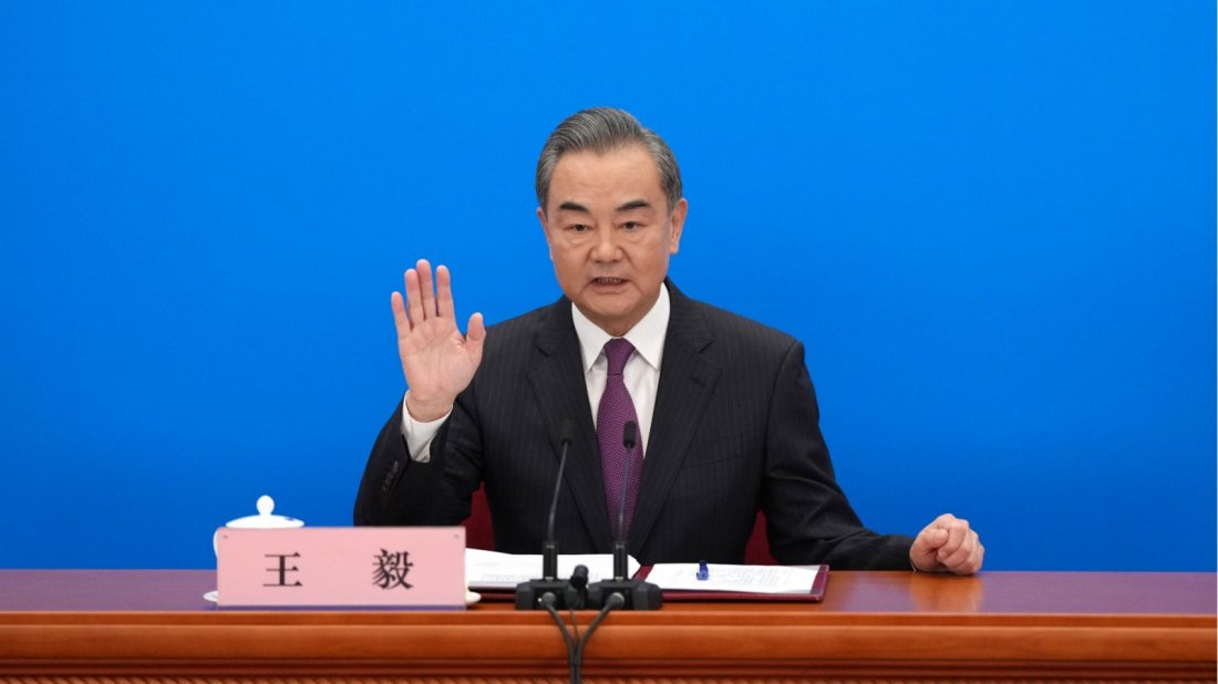 回放|王毅就「中國外交政策和對外關係」答問