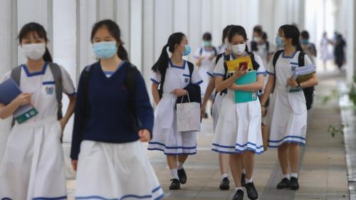 居深港青:香港應加強中華歷史和傳統文化教育