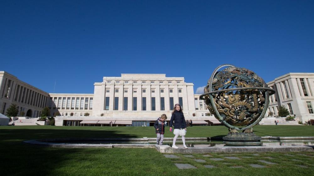 近百國家在聯合國人權理事會發聲支持中國