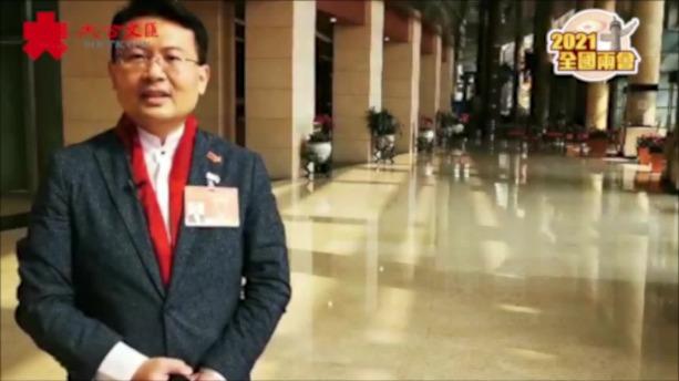 兩會時間|陳勇:中央堅持依法處理香港問題 冀香港的未來再騰飛