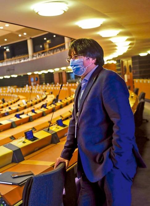 歐洲議會剝奪三加獨議員豁免權