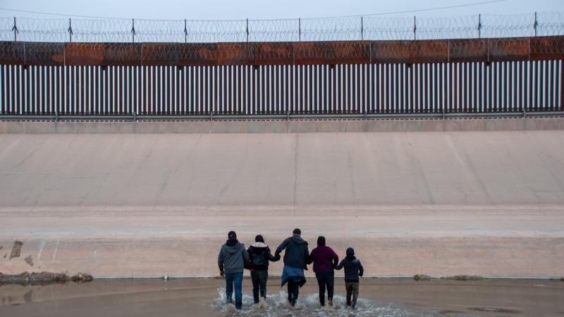 美墨邊境非法移民數量創新高