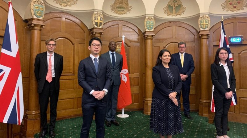特區政府:強烈反對及不滿外國包庇港罪犯