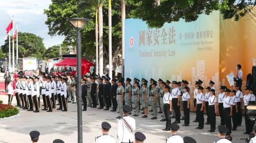 寒礁:推進香港特區行政改革 強化與「一國兩制」新實踐相適應的行政主導體制