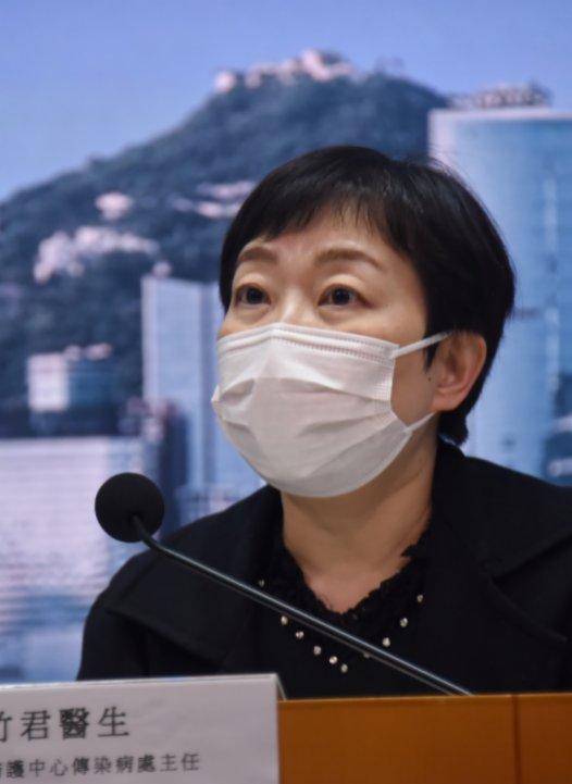 香港新增13宗確診 3宗本地個案